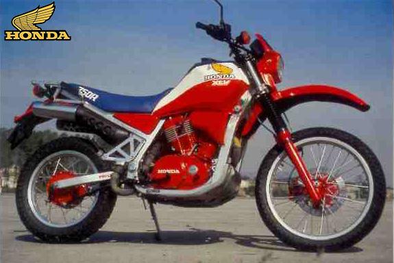 Honda XLV motocyclette motorrad motorcycle vintage classic classique scooter roller moto scooter