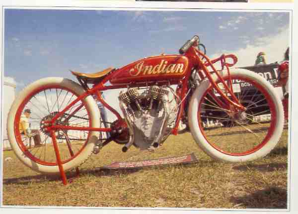 Indian Powerplus Records motocyclette motorrad motorcycle vintage classic classique scooter roller moto scooter