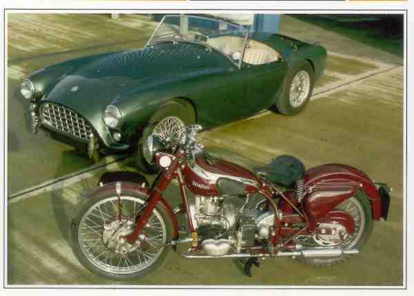 Douglas 80 Plus motocyclette motorrad motorcycle vintage classic classique scooter roller moto scooter