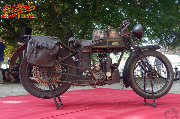 Gillet Herstal Sport  motocyclette motorrad motorcycle vintage classic classique scooter roller moto scooter