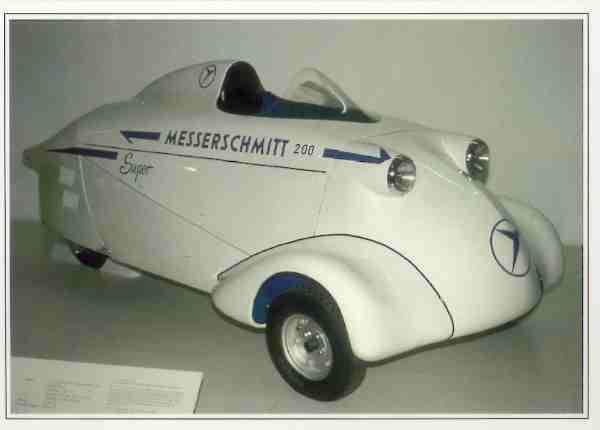 Messerschmitt KR Super des records motocyclette motorrad motorcycle vintage classic classique scooter roller moto scooter
