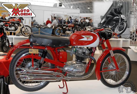 Morini Settebello motocyclette motorrad motorcycle vintage classic classique scooter roller moto scooter