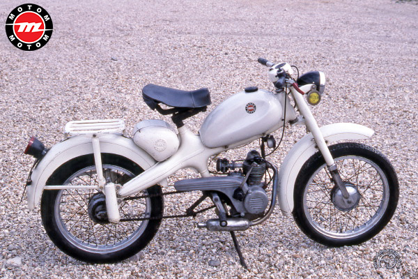 Collection Moto Motom 51 1947-1962