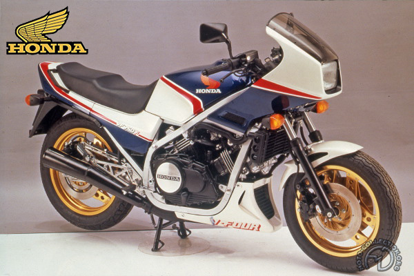 Collection Moto Honda 750 1983-1985