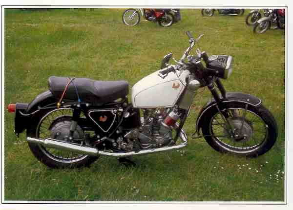 Collection Moto Scott 600 1956-1960