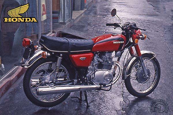 Honda CB K5 motocyclette motorrad motorcycle vintage classic classique scooter roller moto scooter