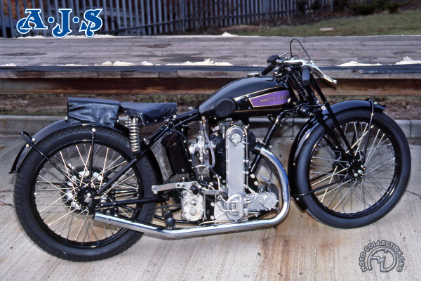 Collection Moto AJS 500 1928-1929