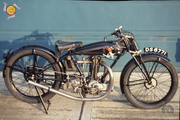 Collection Moto Rex - Rex Acme 350 1926-1926