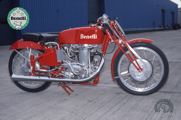 Collection Moto Benelli 500 1938-