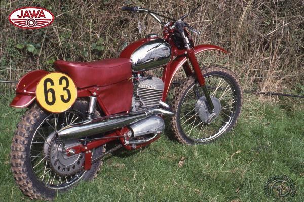 Jawa Type 6-Days 575/2 - Moto Passion - Moto Collection
