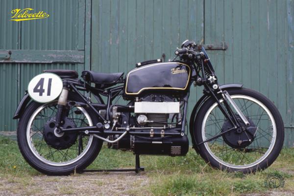 Velocette Roarer (compresseur) motocyclette motorrad motorcycle vintage classic classique scooter roller moto scooter