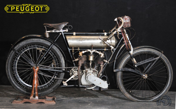 Peugeot 7 HP Racing motocyclette motorrad motorcycle vintage classic classique scooter roller moto scooter