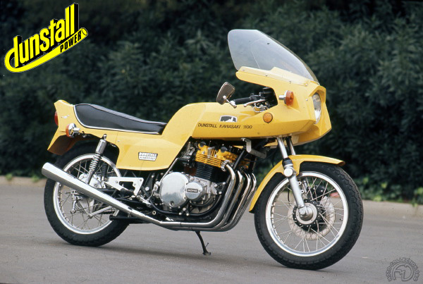 Collection Moto Dunstall 1100 1972-