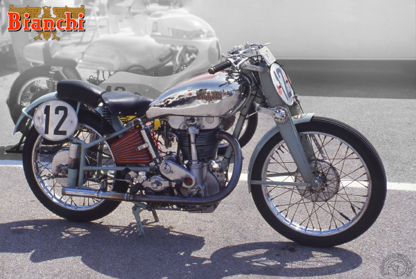 Collection Moto Bianchi 500 1931-1939