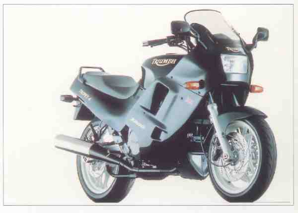 Collection Moto Triumph 1200 1990-1995