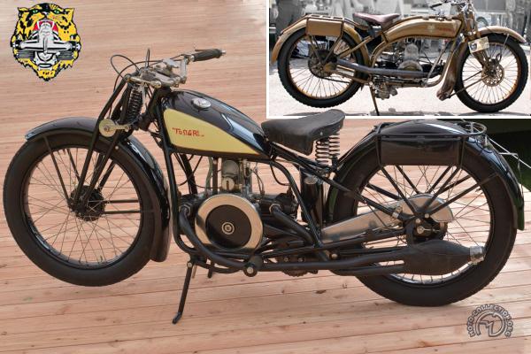 Fongri en long motocyclette motorrad motorcycle vintage classic classique scooter roller moto scooter