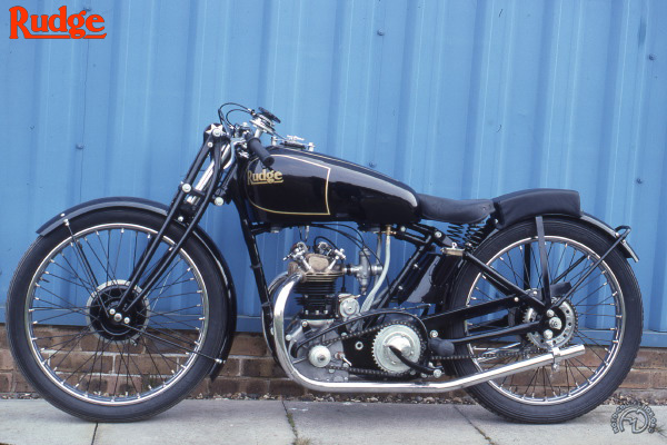 Collection Moto Rudge 250 1931-1935