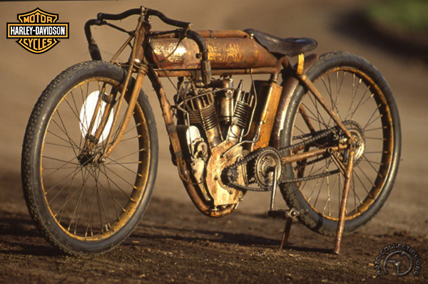 Harley Davidson S Flat track motocyclette motorrad motorcycle vintage classic classique scooter roller moto scooter