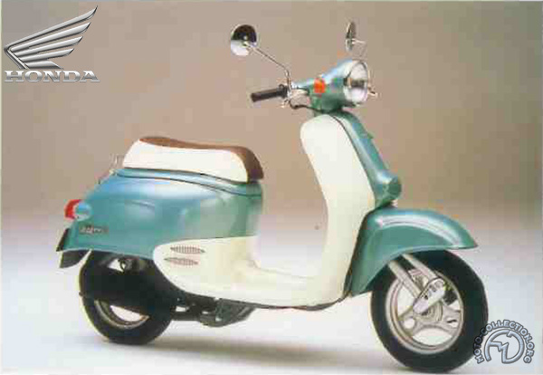 Honda Giorno motocyclette motorrad motorcycle vintage classic classique scooter roller moto scooter