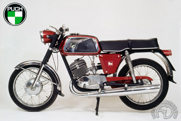 Collection Moto Puch 125 1966-1973