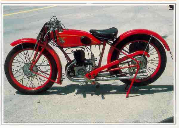 Collection Moto GD 175 1928-