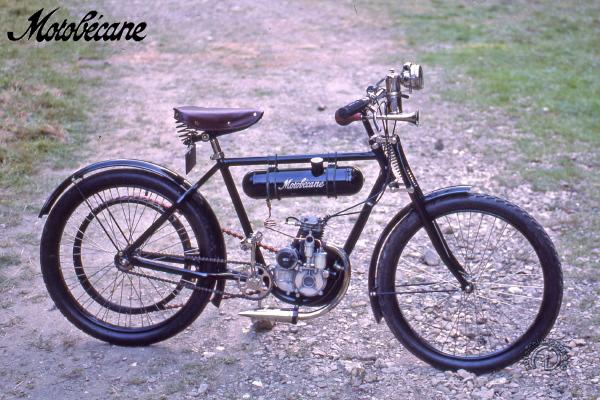 Motobécane - Motoconfort B1 & B1 A  (T1) motocyclette motorrad motorcycle vintage classic classique scooter roller moto scooter