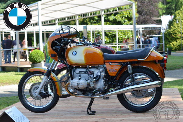 BMW R 90 S motocyclette motorrad motorcycle vintage classic classique scooter roller moto scooter