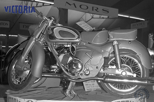 Collection Moto Victoria 200 1955-1956