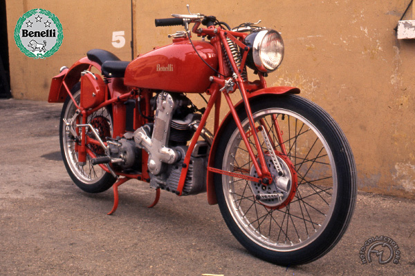 Collection Moto Benelli 250 1941-