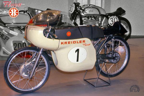 Kreidler Grand Prix motocyclette motorrad motorcycle vintage classic classique scooter roller moto scooter