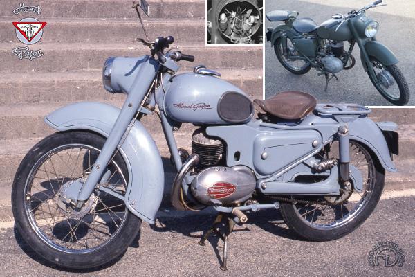 Monet Goyon M2 VDO motocyclette motorrad motorcycle vintage classic classique scooter roller moto scooter