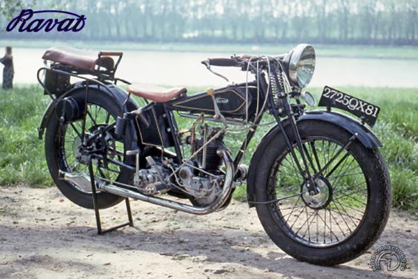 Ravat ESS 6 motocyclette motorrad motorcycle vintage classic classique scooter roller moto scooter
