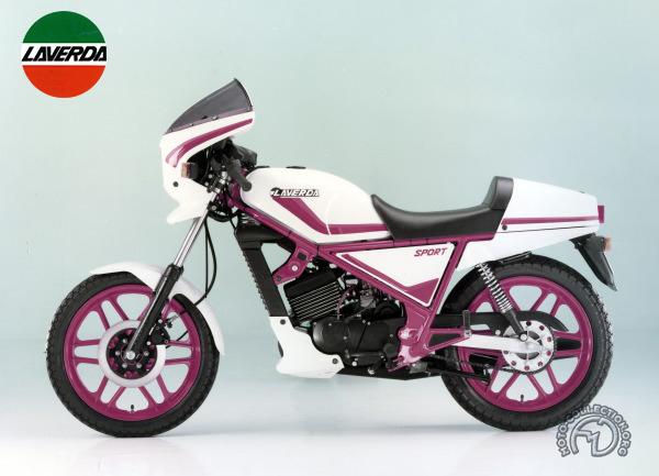 Laverda LB Sport motocyclette motorrad motorcycle vintage classic classique scooter roller moto scooter
