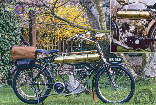 Magnat Debon Aviation motocyclette motorrad motorcycle vintage classic classique scooter roller moto scooter