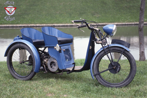 Monet Goyon GZO Automouche  motocyclette motorrad motorcycle vintage classic classique scooter roller moto scooter
