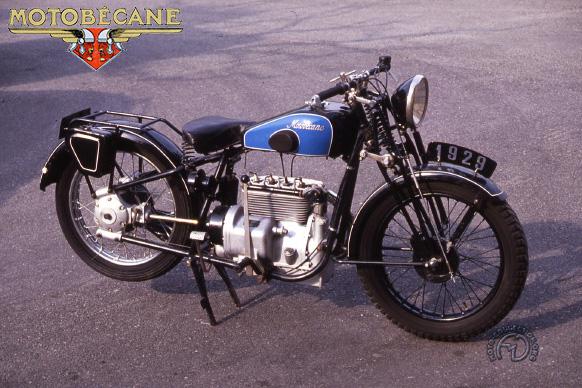 Motobécane - Motoconfort B 5 (T 5) motocyclette motorrad motorcycle vintage classic classique scooter roller moto scooter