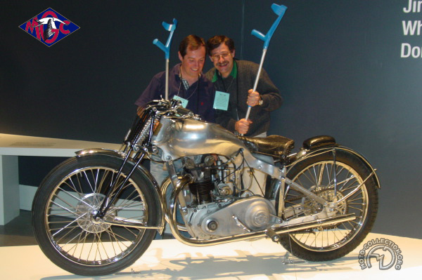 Collection Moto MGC 250 1932-1932