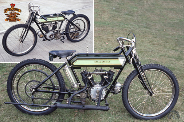 royal enfield v twin tt brooklands d 39 usine moto passion moto collection fran ois marie dumas. Black Bedroom Furniture Sets. Home Design Ideas