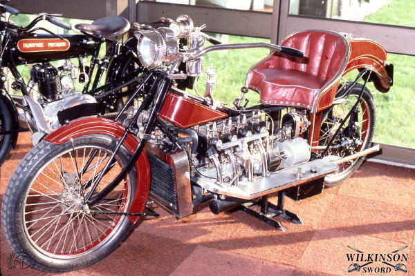 Wilkinson Sword TMC motocyclette motorrad motorcycle vintage classic classique scooter roller moto scooter