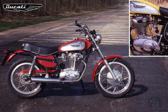 Ducati MK 3 Scrambler motocyclette motorrad motorcycle vintage classic classique scooter roller moto scooter