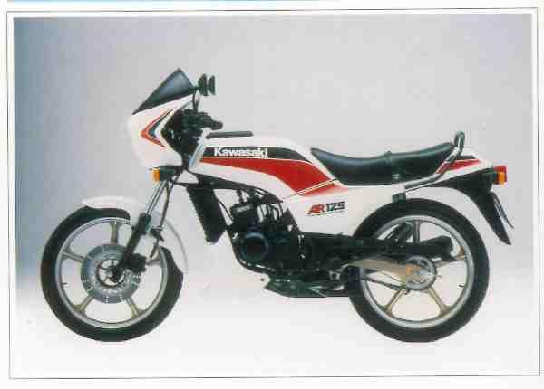 kawasaki ar moto passion moto collection fran ois. Black Bedroom Furniture Sets. Home Design Ideas