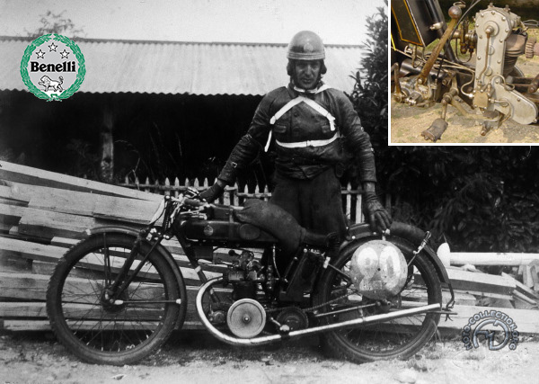 Collection Moto Benelli 175 1927-1931
