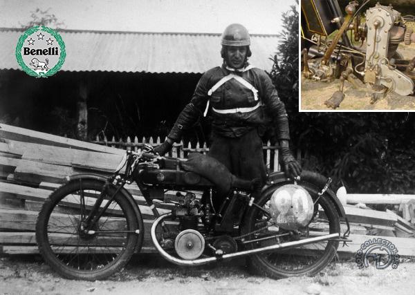 Benelli 4 TS Moto leggera da Corsa motocyclette motorrad motorcycle vintage classic classique scooter roller moto scooter