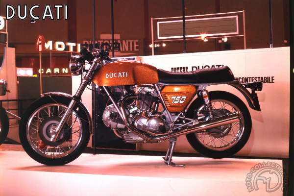 Ducati GT motocyclette motorrad motorcycle vintage classic classique scooter roller moto scooter