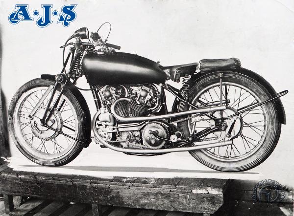 AJS atmosphérique motocyclette motorrad motorcycle vintage classic classique scooter roller moto scooter