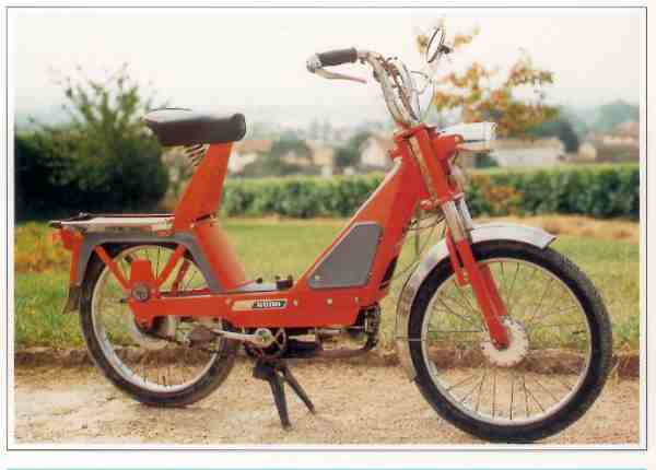 Solex Flash (6000) motocyclette motorrad motorcycle vintage classic classique scooter roller moto scooter