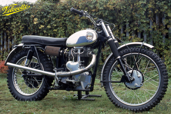 Velocette MSS Scrambler motocyclette motorrad motorcycle vintage classic classique scooter roller moto scooter