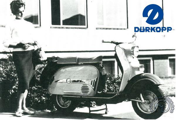 Dürkopp Diana (& 175 ) motocyclette motorrad motorcycle vintage classic classique scooter roller moto scooter