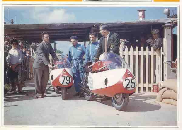Gilera quattro  motocyclette motorrad motorcycle vintage classic classique scooter roller moto scooter