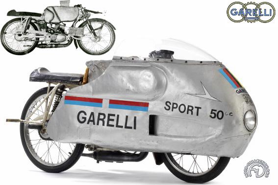 Garelli records caréné motocyclette motorrad motorcycle vintage classic classique scooter roller moto scooter